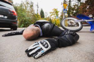 No Helmet Motorcycle Accident Claim